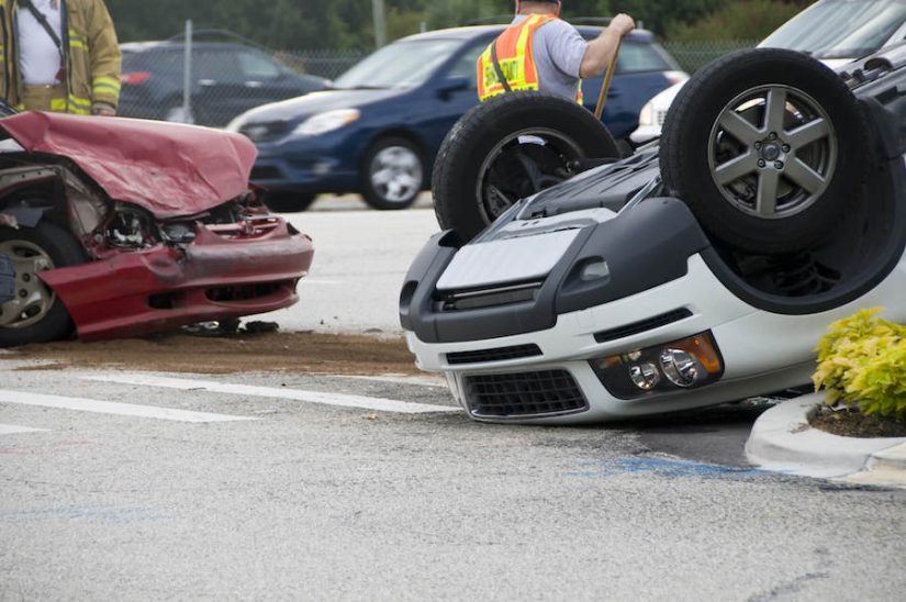 Head-on Collisions Accident