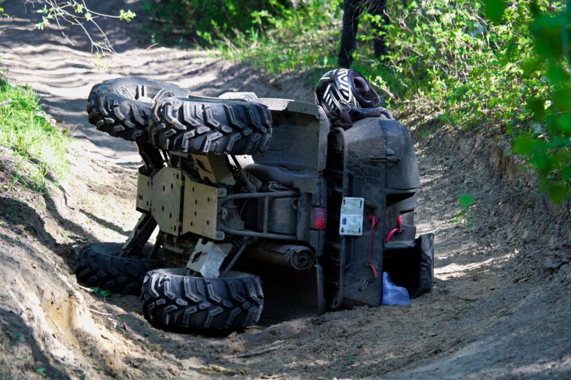 ATV Accident